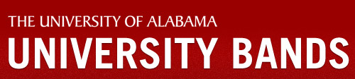 University of Alabama Bands