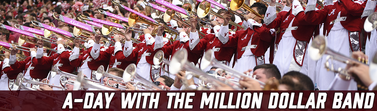 """A"" Day with the Million Dollar Band"